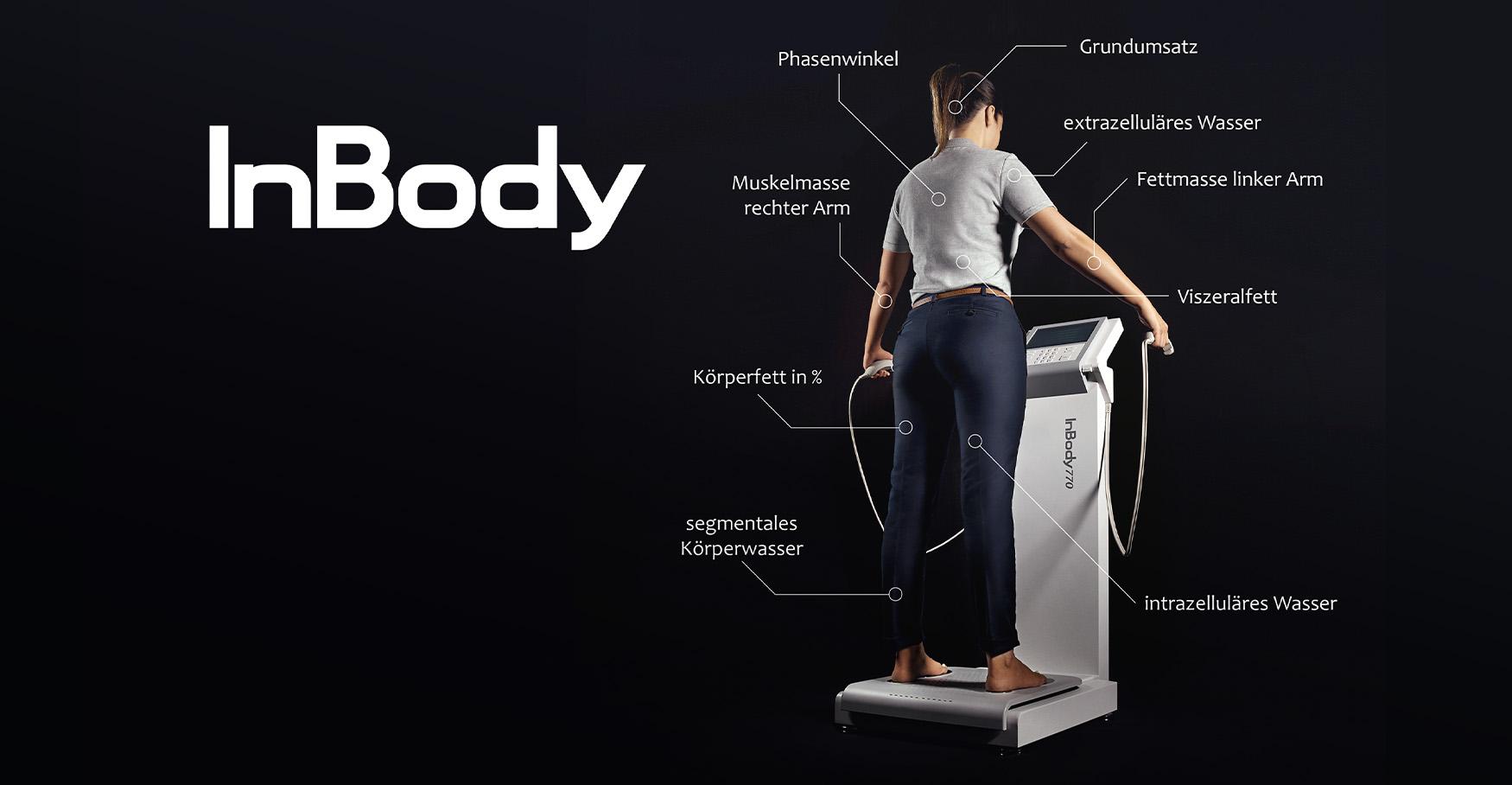 InBody Körperanalyse bei 2020